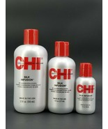 CHI Silk Infusion Reconstructing Complex 2oz or 6oz or 12oz Choose Yours... - $8.95