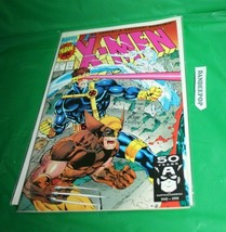 Marvel X-Men 1st Issue October 1991 Vintage Original Comic Book 50 Years Captain - $14.84