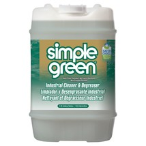 Simple Green 5 gal Cleaner Degreaser Non-toxic Biodegradable Sassafras S... - $57.96