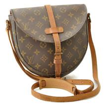 LOUIS VUITTON Monogram Chantilly MM Shoulder Bag M51233 LV Auth 8778 - $180.00