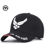 Men's US Air Force Unisex Adjustable streetwear Baseball Caps Outdoor Vi... - $11.57