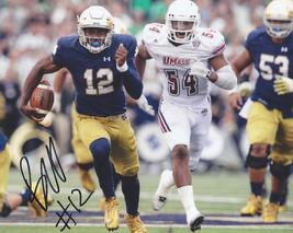 Brandon Wimbush Signed Photo 8X10 Autographed Notre Dame Football ! - $19.99