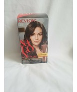 Revlon Salon Color Permanent Dye Color Booster Kit 4AR Dark Chocolate Brown - $24.75