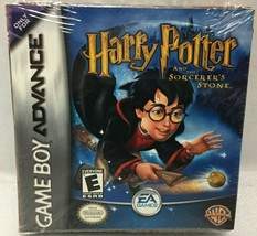Harry Potter and the Sorcerer's Stone Nintendo Game Boy Advance 2001 Sealed - $29.69