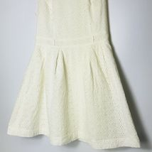Forever 21 Women Size Medium Ivory Fit and Fare A-line Dress  image 4