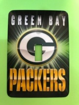 Green Bay Packers switch Plate Sports - $9.50