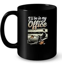 I'll Be In My Office Fishing Ceramic Mug funny - $13.99+