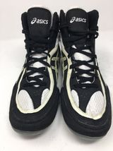 Mens Second Split Gold Wrestling JY802 5 M Black 11 Shoes Silver Asics qw5IgcdCw