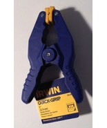 "Irwin 58100 Quick Grip Spring Clamp 1"" Depth - $2.48"