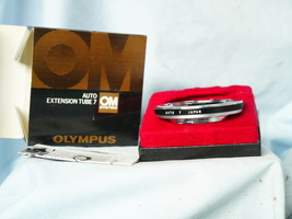 Olympus OM Auto Extension Tube 7 Boxed + Inst -MINT-  - $12.00