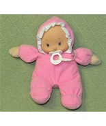 "9"" HK CITY TOYS BABY DOLL MY SWEET LOVE WITH PACIFIER BINKY VINYL PLUSH ... - $13.86"