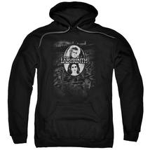 Labyrinth - Maze Adult Pull Over Hoodie Officially Licensed Apparel - $34.99+