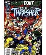 Night Thrasher (1993 series) #18 [Comic] Marvel - $7.83
