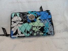 Vera Bradley turnlock wallet in Camofloral - $30.00