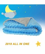 Oileus Weighted Blanket for Kids 2.0 Version Newest One Piece Design Min... - $74.29