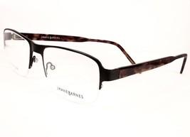 Jhane Barnes Molecular Black Men Eyeglasses Retro 52-18-140  Frames - $98.97
