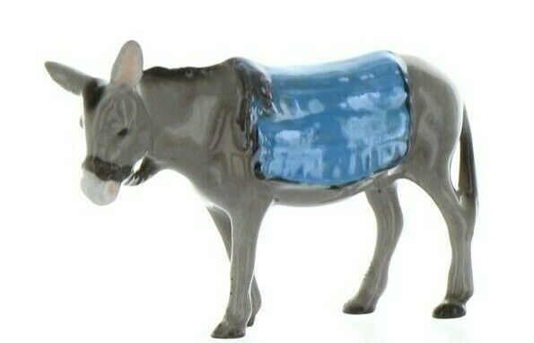 Hagen Renaker Specialty Nativity Donkey Ceramic Figurine