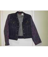 Vintage MS LEE Denim Jacket/Vest Size S (13/14) Made in U.S.A. - $19.99