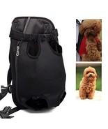 LEMONPET Dog Front Carrier Bag Adjustable, Legs Out, Pet Cat Dog Carrier... - $23.13