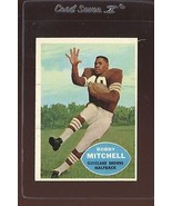 1960 TOPPS #25 BOBBY MITCHELL VGEX TEAR LEFT EDGE *85085 - $2.47