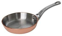 De Buyer Professional 10 cm Inocuivre Copper Miniature Blini Fry Pan wit... - $79.82