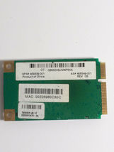 Atheros AR5BXB63-H Wireless G WiFi Mini-PCI-E Card HP Spare 459339-001 image 3