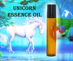 Haunted 27x ESSENCE OF UNICORN OPEN HEART PURIFY OIL MAGICK WITCH CASSIA4 - $23.00