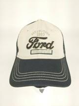 FORD 'Established 1903' BASEBALL HAT / CAP - NEW w/ TAGS - Strapback - $14.97