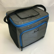 Igloo MaxCold Hard Liner 24-Can Cooler, Gray/Blue (Excellent Used Condition) - $52.19