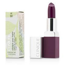 Clinique By Clinique Pop Matte Lip Colour + Primer - # 07 Pow Pop --3.9G/0.13Oz - $32.00