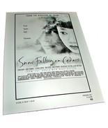 1999 SNOW FALLING ON THE CEDARS Movie 8.5x12 AD SLICK Advertising Promo ... - $9.99
