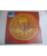 The Best Of Earth Wind & Fire Vol 1 Sony Columbia Stereo Vinyl Record LP... - $34.99
