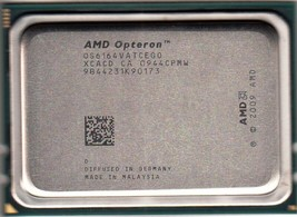 Amd Opteron 6164 He Xcacd 1.7GHZ 12MB L2 6MB L3 12-CORE Socket G34 (Tray) - New! - $7.73