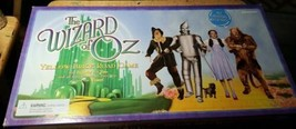 The Wizard Of Oz Yellow Brick Road Game-By Pressman 1999 Complete Board Game - $19.76