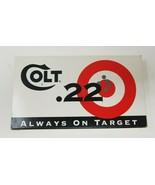 Colt .22 Always on Target Video VHS Advertisement Reel ESPN 1994 - $16.82