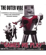 Games We Play [Audio CD] Outer Vibe - $12.79