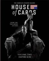 House of Cards: Season/Volume 2 [Blu-ray]