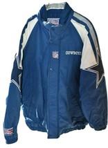 Vintage Starter Dallas Cowboys Pro Line Jacket Size Large - $182.36