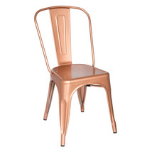 Fine Mod Imports Talix Chair, Copper - $90.00