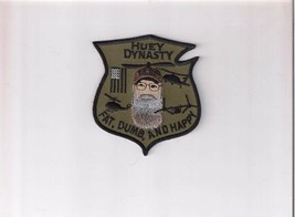 Army Aviation Morale Patch Huey Dynasty Subdued COLOR:GA14-1 - $4.85