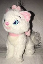 Disney Store The Aristocats Marie White Kitty Cat Plush Toy 6 Inch Stitc... - $12.86