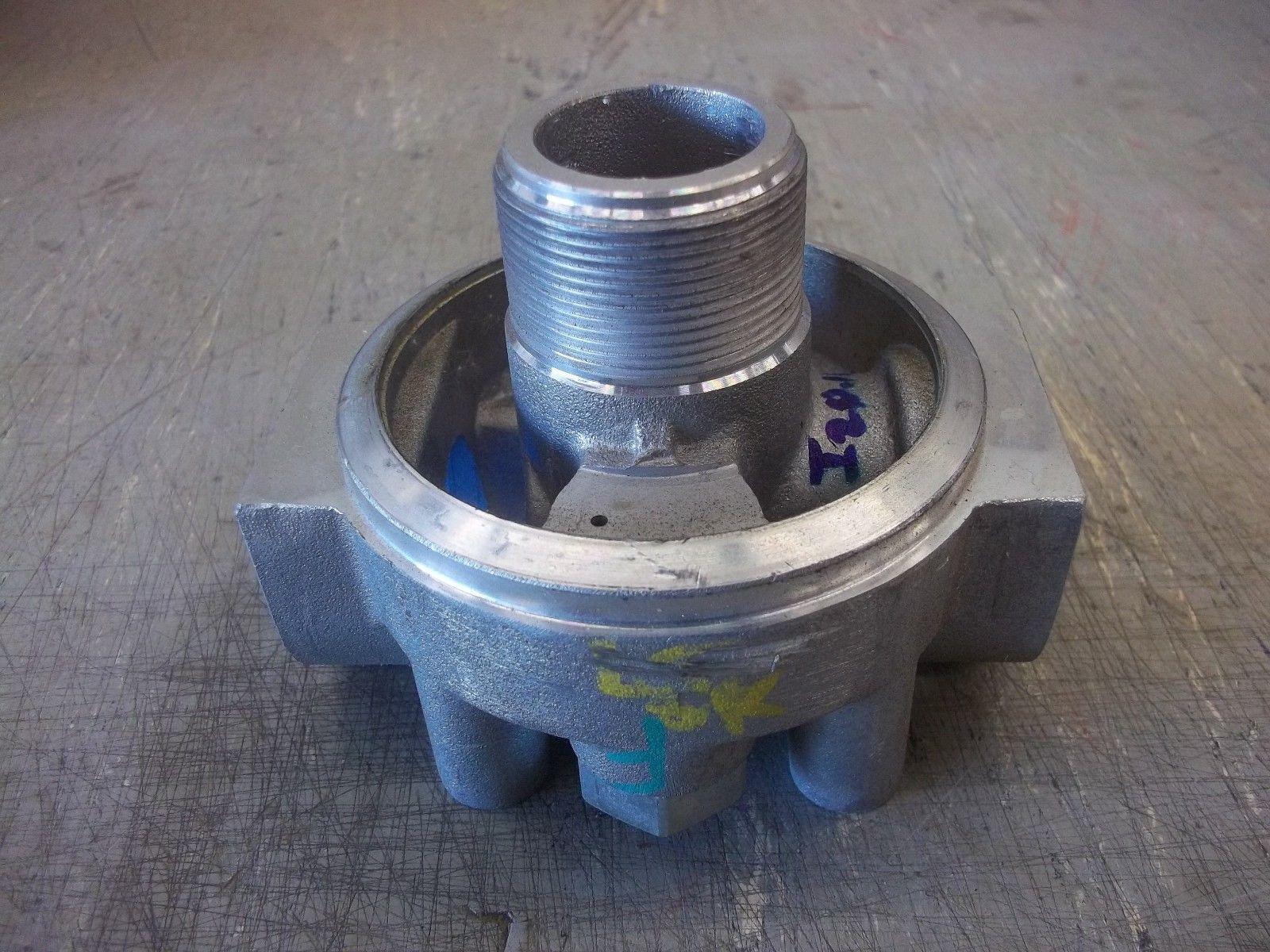Cummins Fuel Filter Head 360714 Fleet And 50 Similar Items Guard 3914692