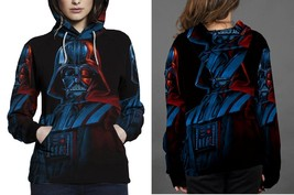 Darth Vader Art Hoodie Fullprint Women - $43.99+