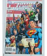 JUSTICE LEAGUE OF AMERICA #1 (2006) DC COMICS BRAD MELTZER! ED BENES! - ... - $2.99