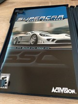 Sony PS2 SuperCar Street Challenge image 2