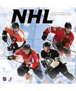 NHL Superstars Bilingual French/English 2012 Wall Calendar DateWorks - $19.40