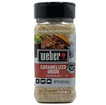 Weber Caramelized Onion Seasoning (9.25 oz.) - $12.95