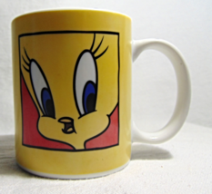 Tweety Pie Mug--1991 Warner Bros. Inc. - $9.49