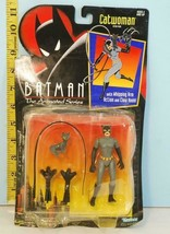 1993 Catwoman w/Whip Arm & Claw Hook Kenner Batman The Animated Series - $34.65