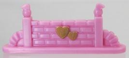 1995 Polly Pocket Dolls Vintage Pony Jumpin' Fun - Pink Fence Bluebird Toys - $5.00